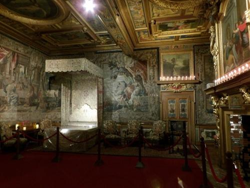 Le château de Cheverny ( 2 )