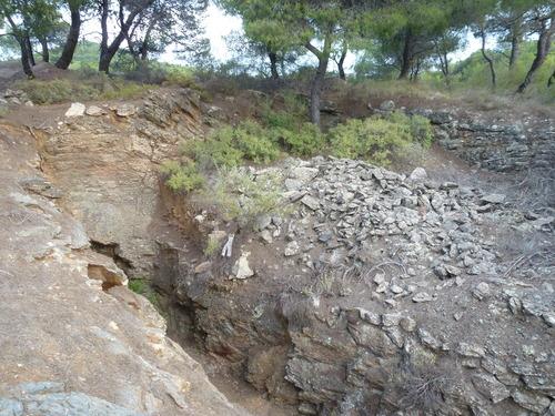 Mines antiques du Laurion (3) : le site aujourd'hui