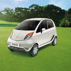 Nouveauté étrangère: Tata Nano 2012