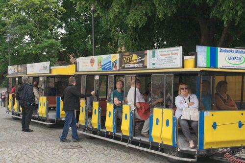 24 mai - Visite Mühlhausen en thuringe