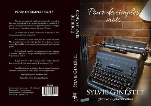 couverture du prochain livre de Sylvie Ginestet