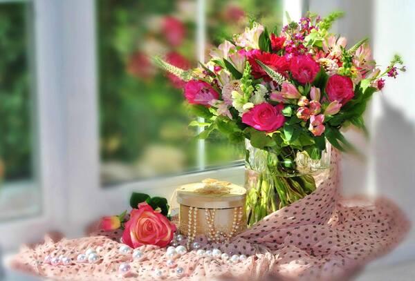 Bouquet de fleurs 8