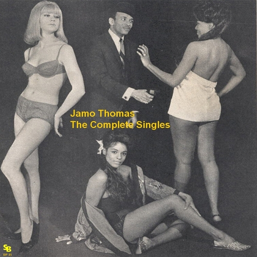 "Jamo Thomas : CD "" The Complete Singles "" SB Records DP 41 [ FR ]"
