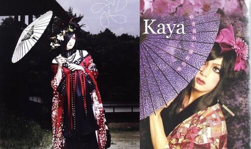 ASAGI et Kaya : l'étonnante ressemblance !