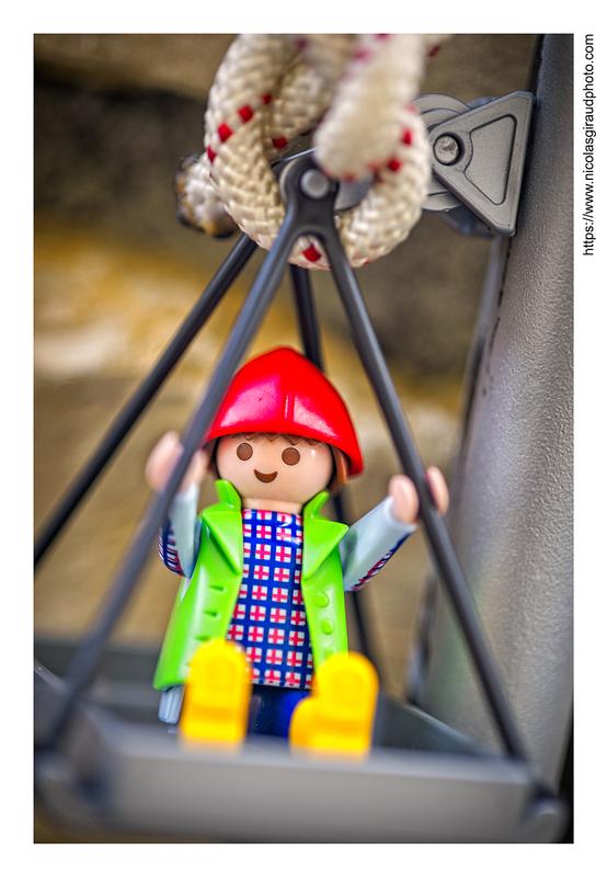 Playmobil Confinement!