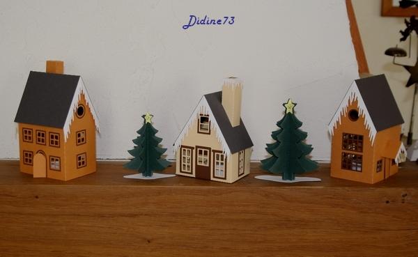 Décos de Noël -2