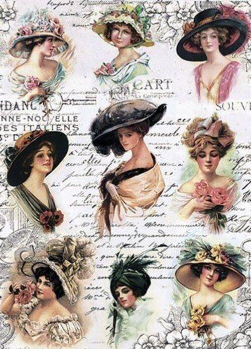 Collages vintage