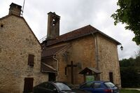 L'église de Marcillac