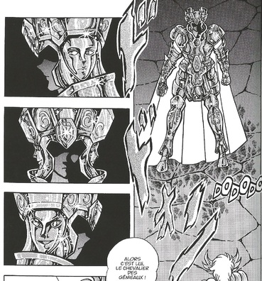 III - Armure des Gémeaux (Gemini Cloth)