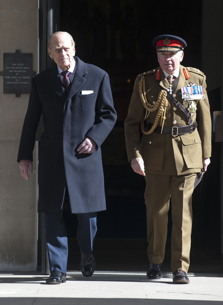 Philip et les militaires