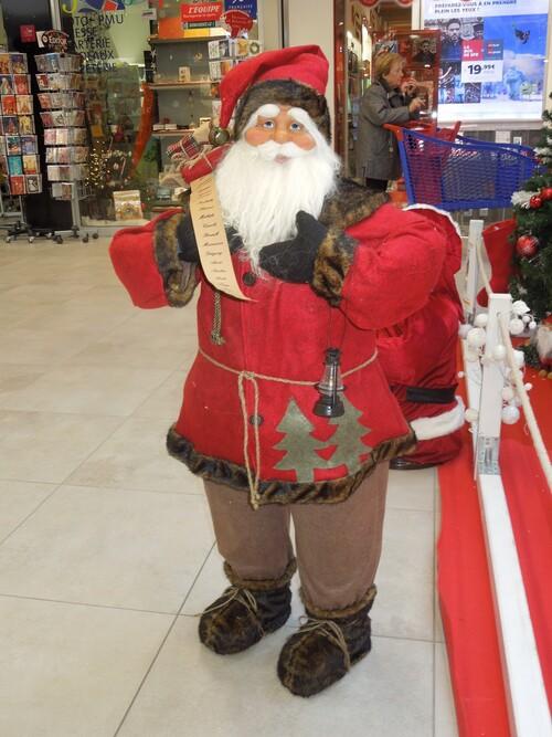 Adieu, père Noel...