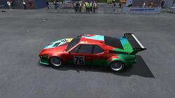 Team Poulain - BMW M1