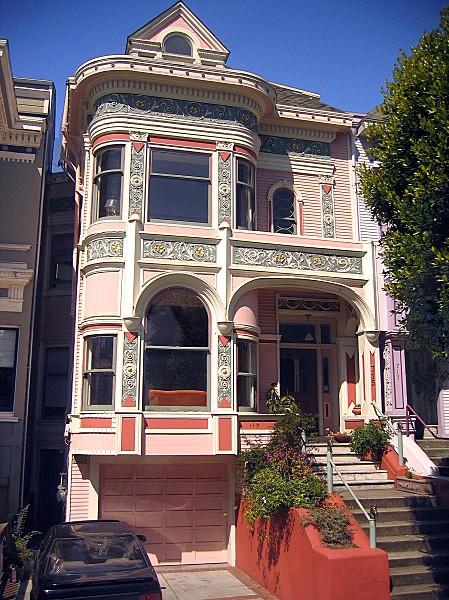 San Francisco maison victorienne 1