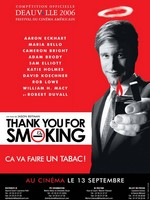 Thank You for Smoking affiche