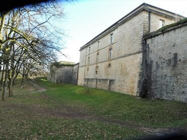 DRC - Besançon - Le Fort de Chaudanne