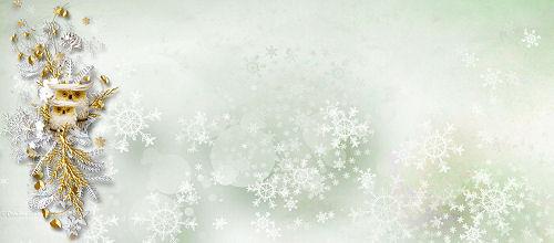 Papiers pour incrédimail d'hiver 3