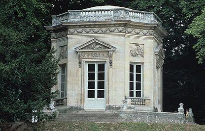** A VERSAILLES : 2)° -  Le Petit TRIANON  SUITE & FIN***