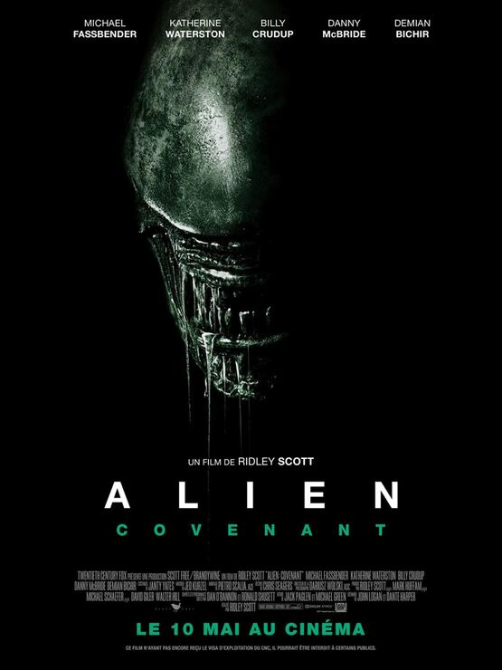 [Critique] Alien: Covenant
