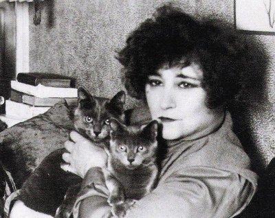 Colette et les chats