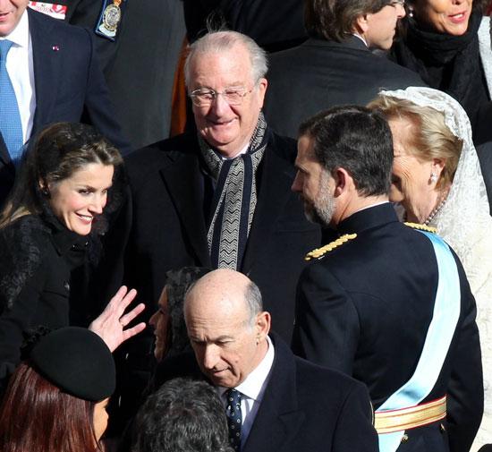 Nos royautés à Rome