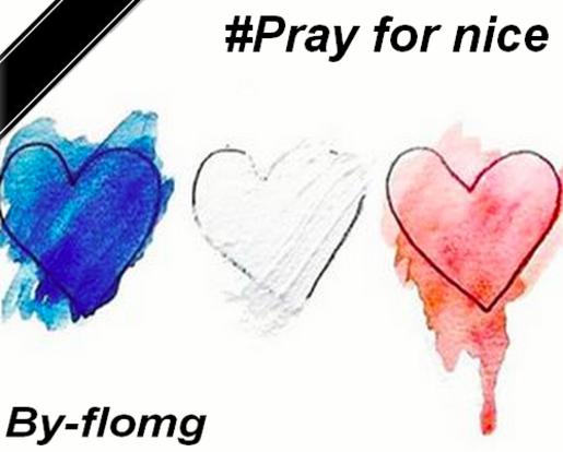 Pray for Nice <3