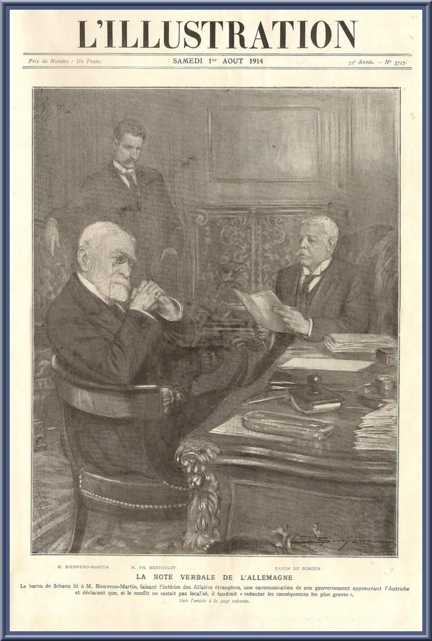 3727 -  1 août 1914