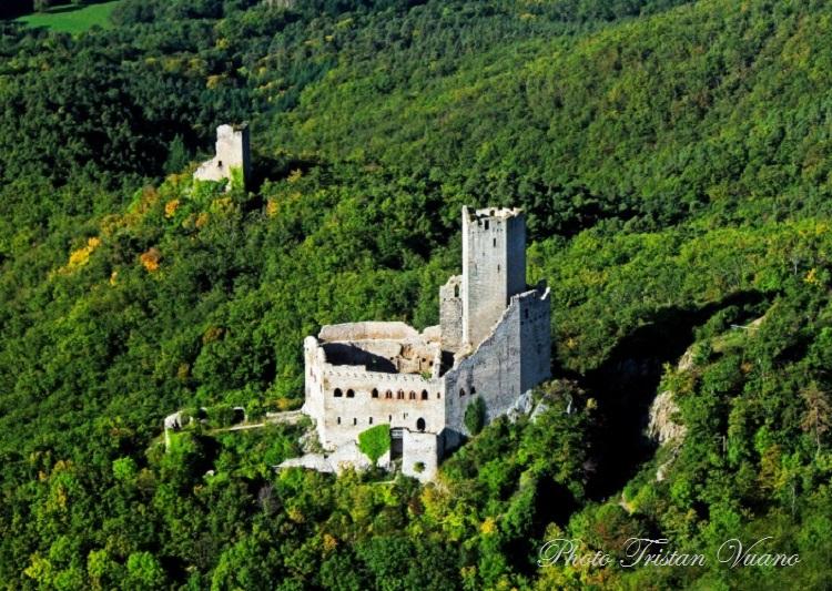 Château de l'Ortenbourg (67)