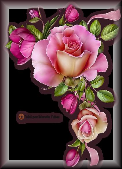 Tube fleurs 2937