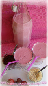SMOOTHIE FRUITS ROUGE
