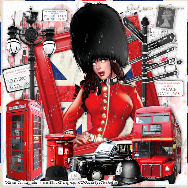 Série Voyages : London