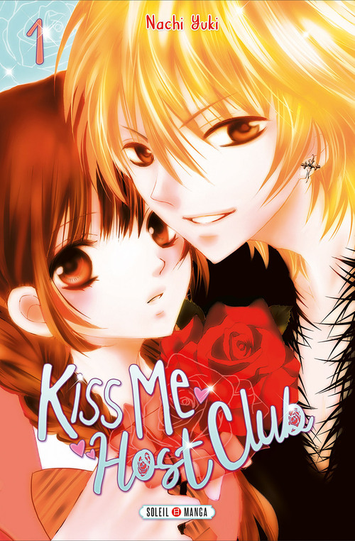 Kiss me host club - Tome 01 - Nachi Yuki