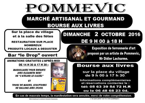 Compte rendu  à Laroque des Arcs et prochaines dates.