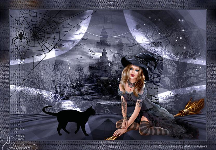 Histoire de sorcière