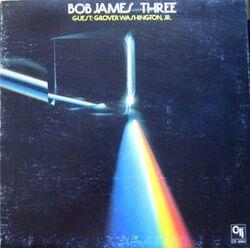Bob James - Three - Complete LP