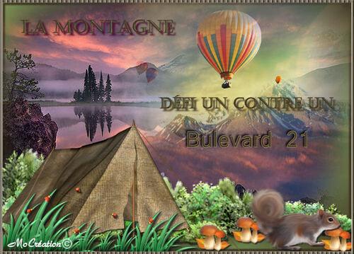 RECOMPENSE POUR BULEVARD21