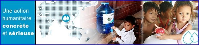 L'eau , source de vie - Association 1001 Fontaines .