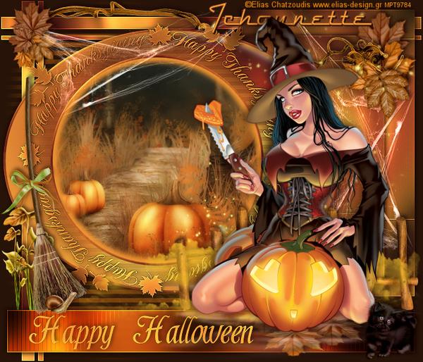 Elias Chatzoudis - Happy Halloween