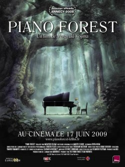 Couverture de Piano Forest
