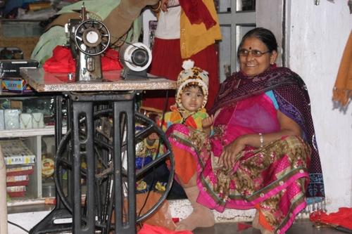 Bijaipur, visite du village