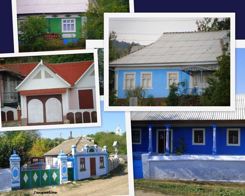 de la couleur moldave