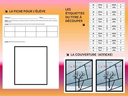 """Autour de l'album """"L'arbre et l'hiver"""""""