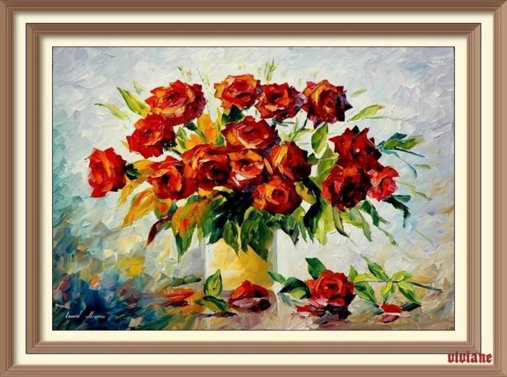 Bouquet Afrémov