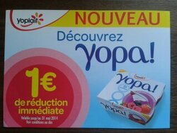 Les Bons de réductions Yopa