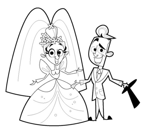 Mes créas Mariés
