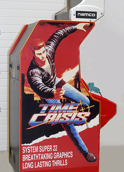 Time crisis 6.5/10