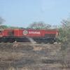 Burkina Le train
