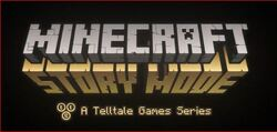 Telltale Games has released Minecraft: Story Mode on mobile