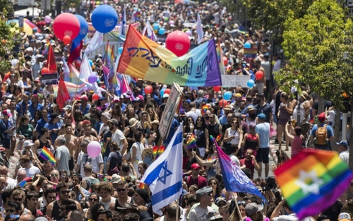 """Israël"" 2017 (suite): La ""tolérance"" selon ""Israël""* et les habitants de Tel Aviv"