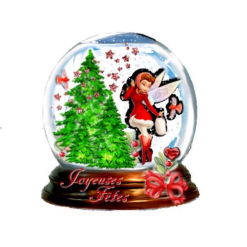 Direction Noël...