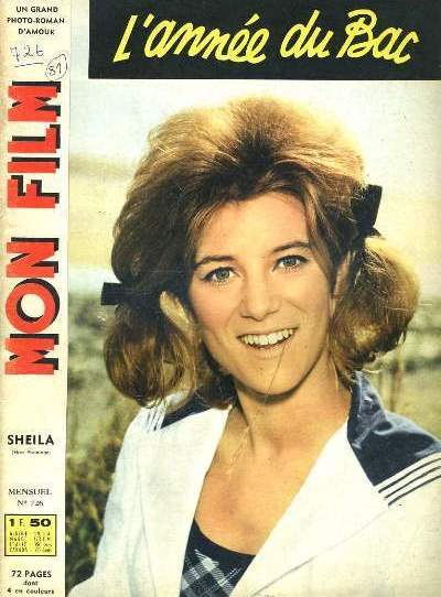 Sheila  :   L 'année  du  bac  -  1964